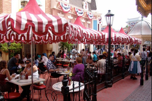 Disneyland Park Dining And Restaurants