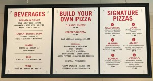 Napolini Reopens with a New Menu Concept