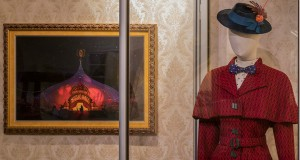'The Art of Mary Poppins Returns' Exhibit Now Open at Disneyland