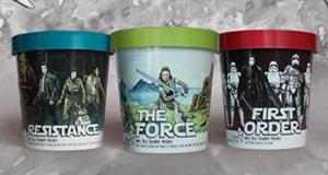 Ample Hills Creamery at Disney's Boardwalk to Offer 'The Last Jedi' Ice Cream Flavors
