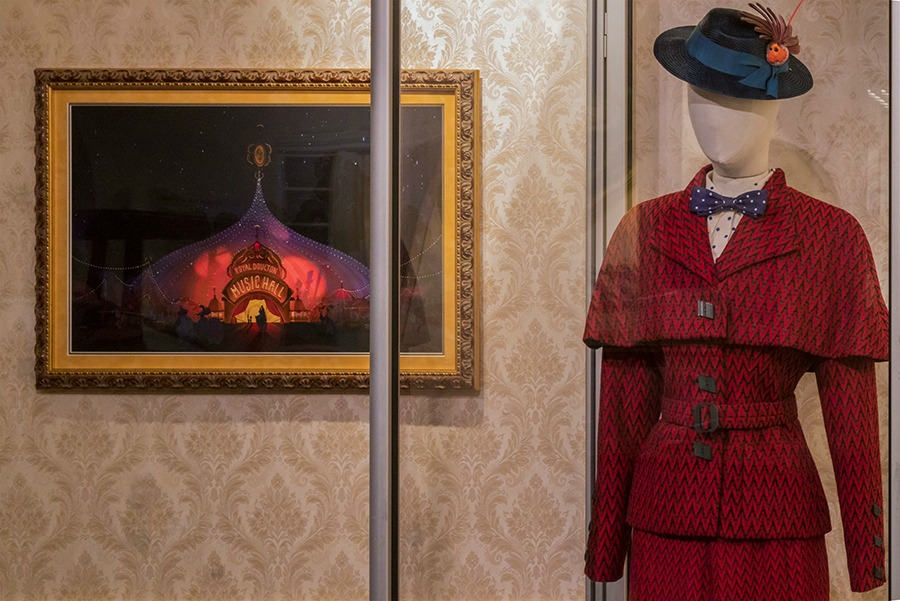 mary-poppins-returns-exhibit-red-coat-hat