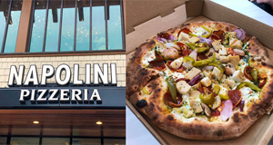 Review: Newly Renovated Napolini Pizzeria - Did It Change for the Better?