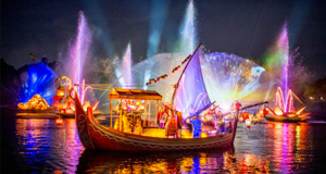 New Tasting Sampler Available with Rivers of Light Seating Package