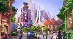 Shanghai Disney Resort Announces 'Zootopia' Themed Expansion