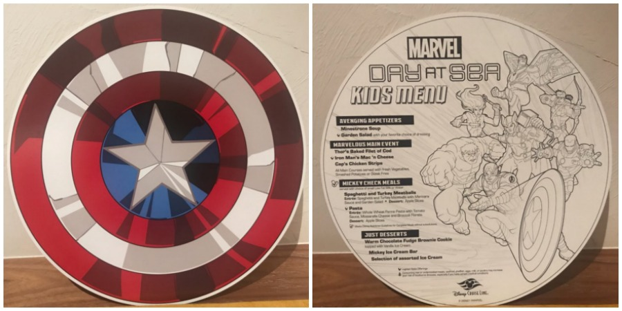 marvel-day-at-sea-kids-menu-collage