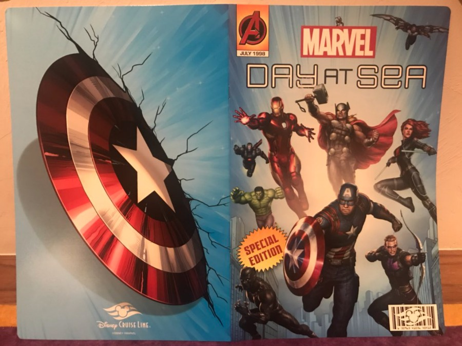 marvel-day-at-sea-menu-cover