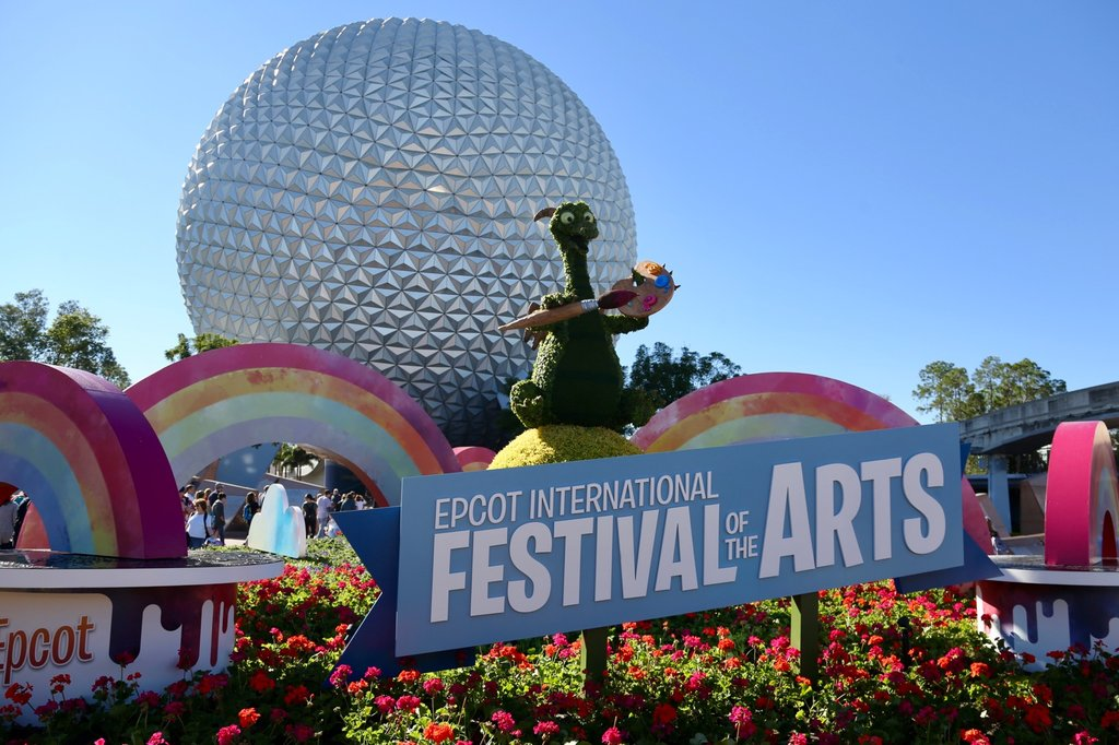 Epcot International Festival of the Arts. Photo Credit: the DIS