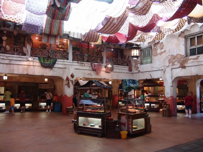 Tusker House Restaurant Menu Animal Kingdom