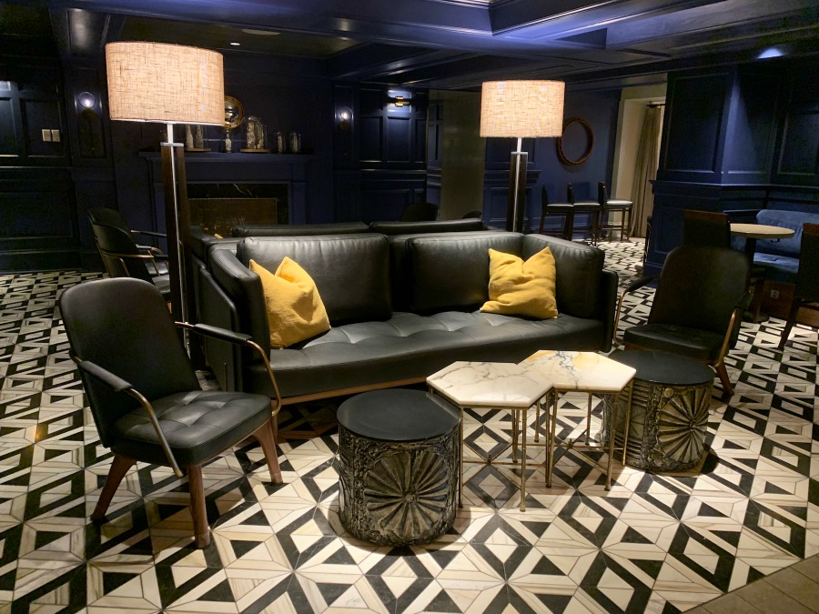 Ale And Compass Lounge Menu Yacht Club Resort