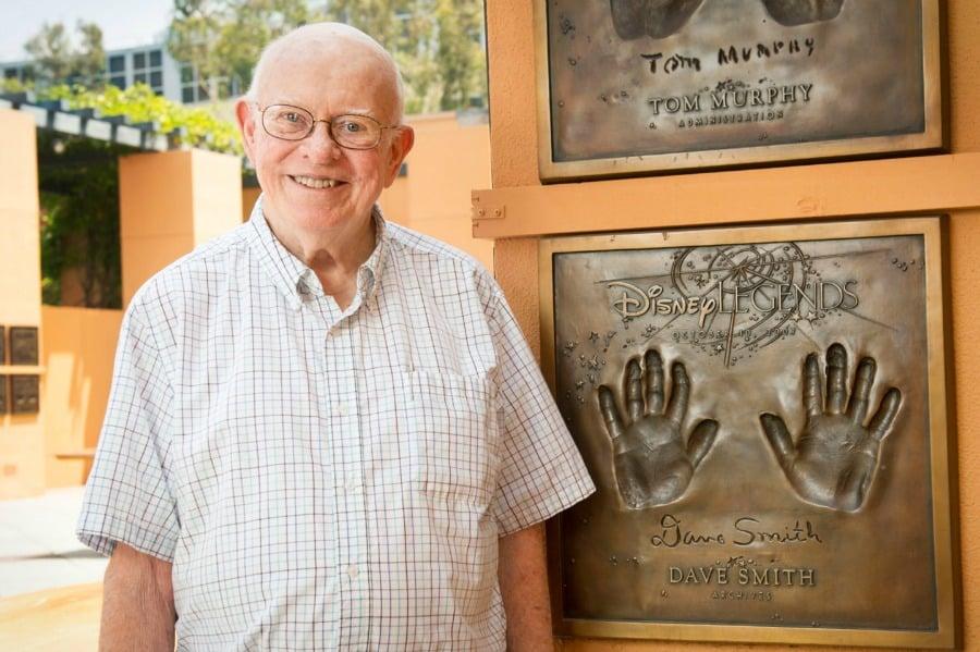 Dave-Smith-walt-disney-archive-founder