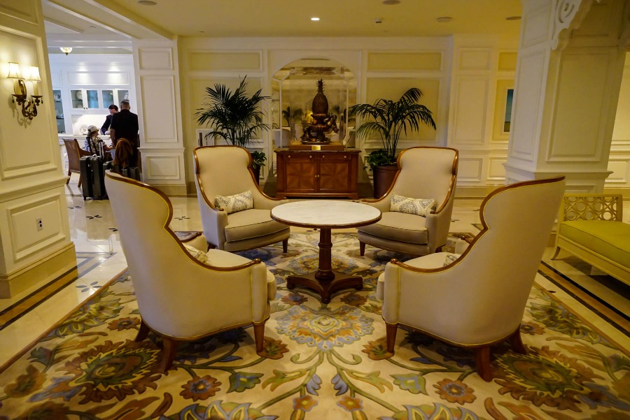 The Villas At Disney S Grand Floridian Resort And Spa Walt Disney World