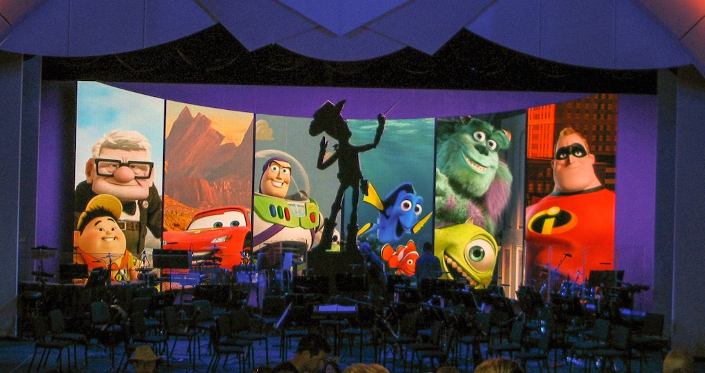 Pixar Music