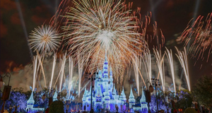 The Magic Kingdom Fireworks Dessert Party is Worth Every Cent
