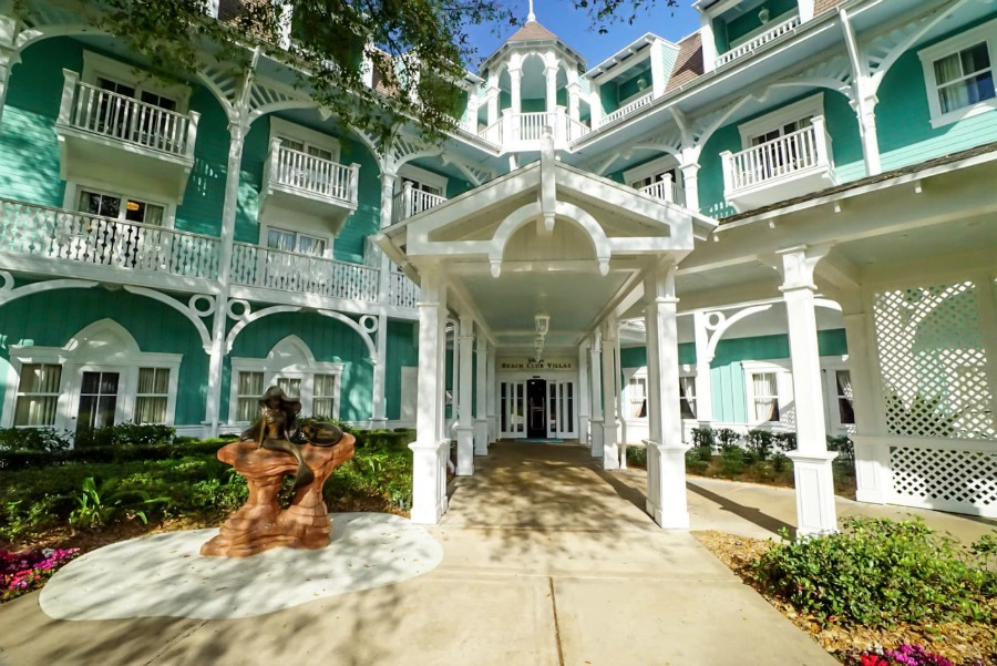 Disney S Beach Club Villas Walt World