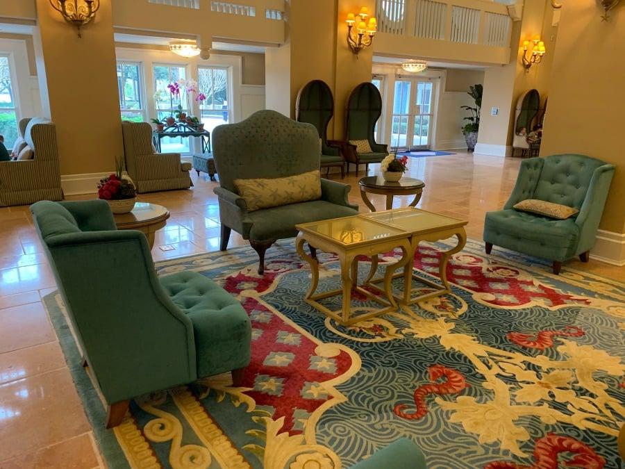 Rooms: Disney's Beach Club Villas
