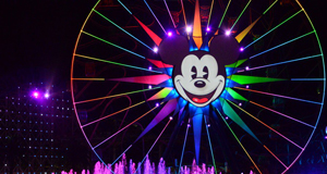 World of Color Returns on February 22nd!