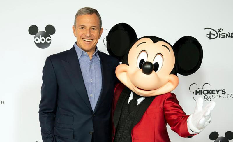 Iger-Mickey