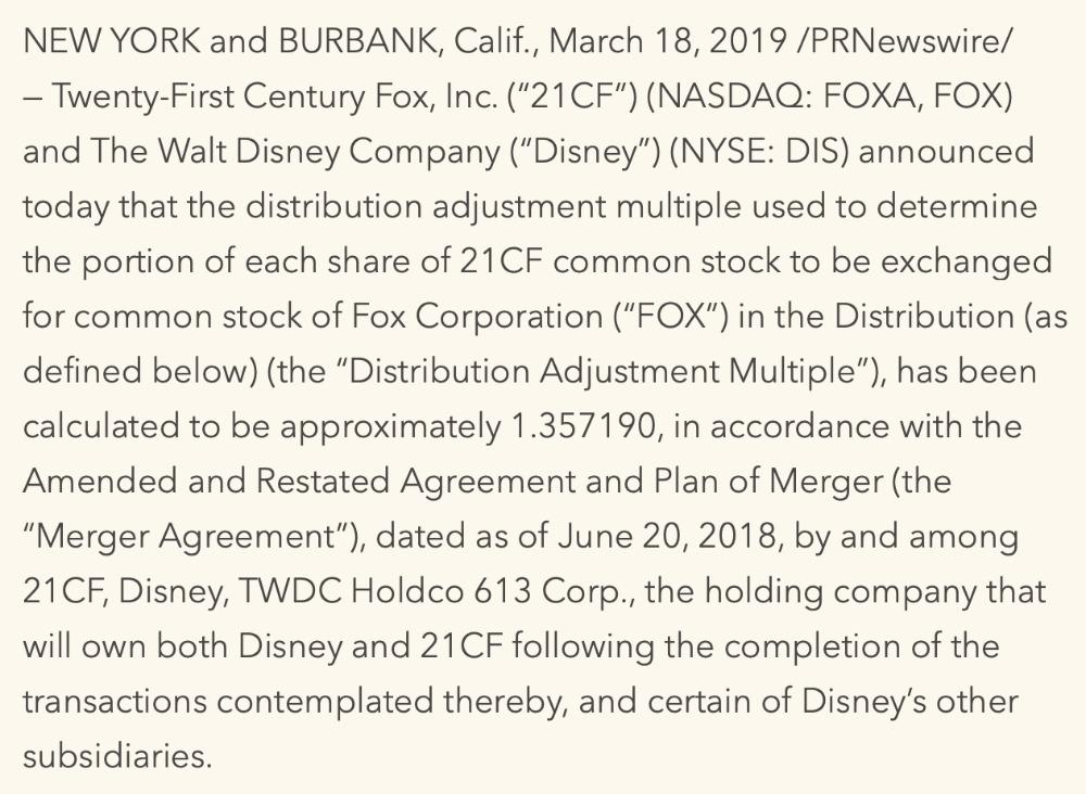 disney-21cf-press-release