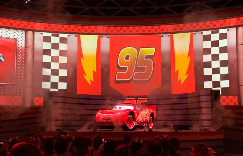 9d271d9430d0 Lightning McQueen s Racing Academy - Disney s Hollywood Studios