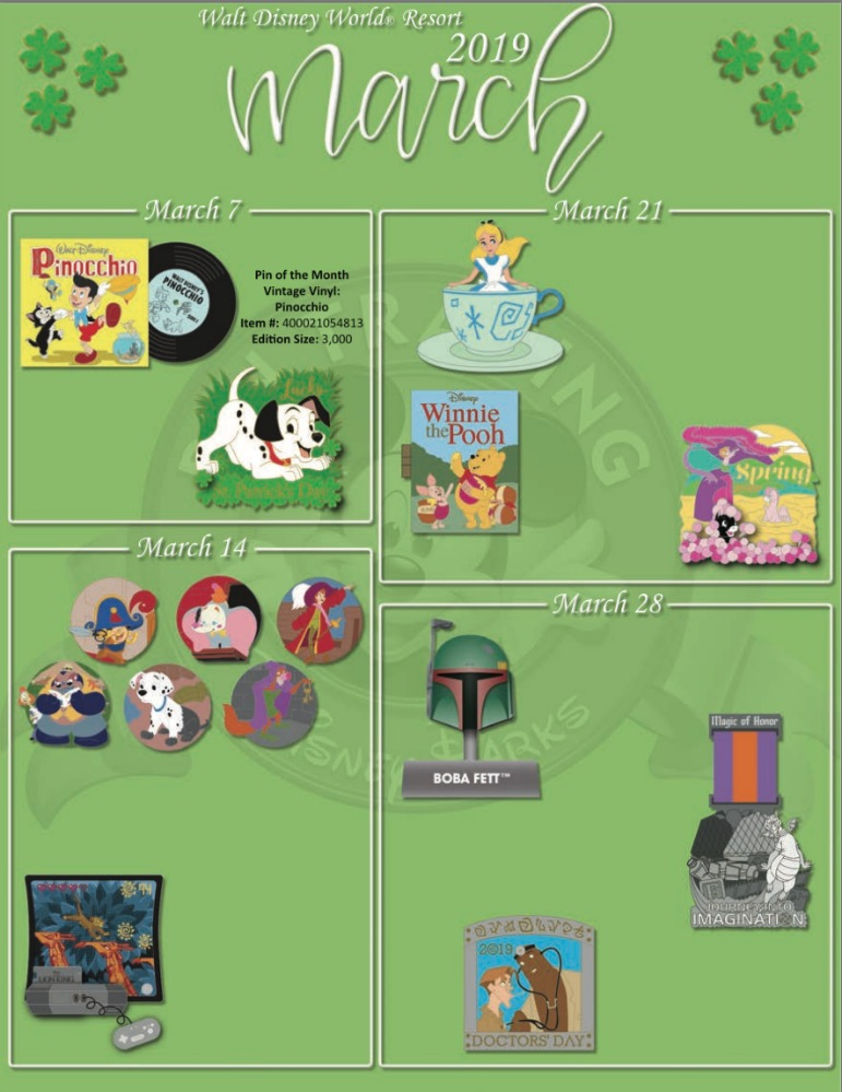 march-2019-wdw-pin-releases