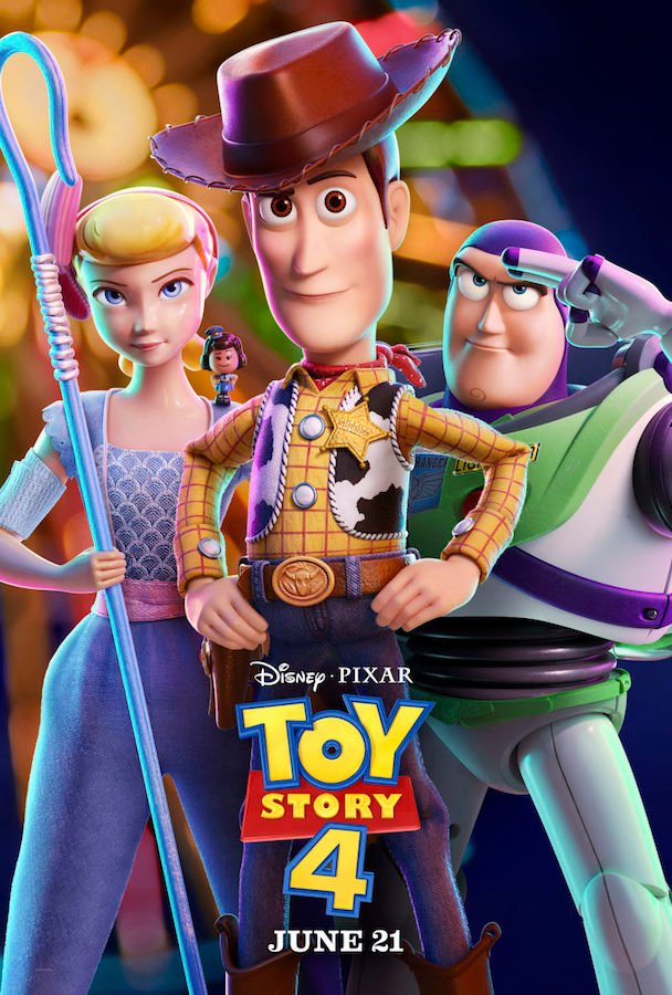 86d96cfc6a4 Brand-New  Toy Story 4  Teaser and Movie Poster Released