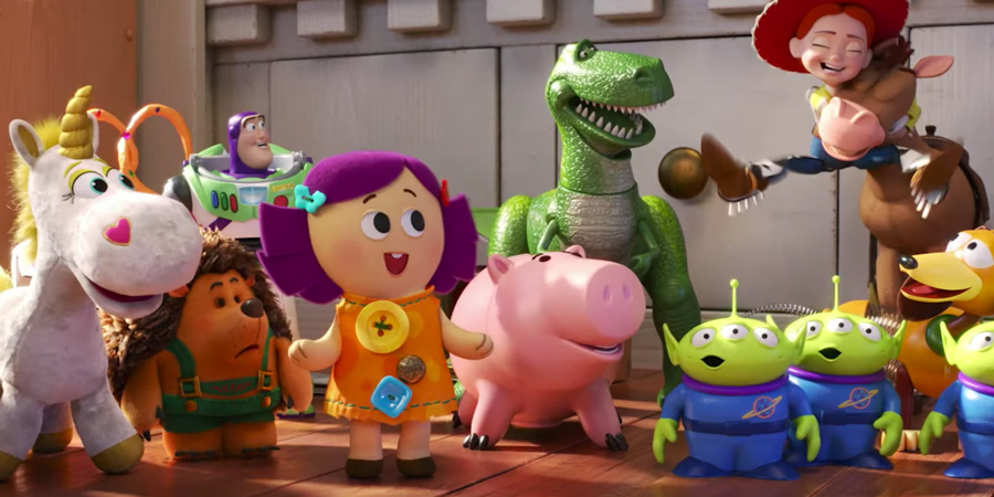Image result for toy story 4  movie images