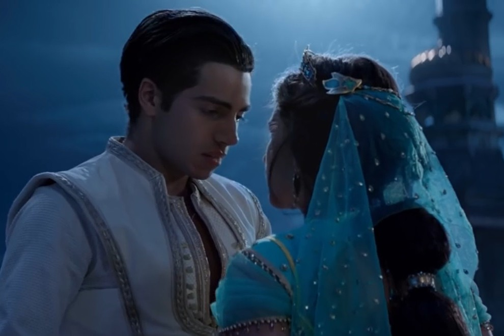 New 'Aladdin' TV Spot Explores His Connection with Jasmine
