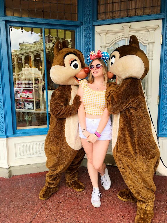 Chip and Dale putting me in an extremely good mood!