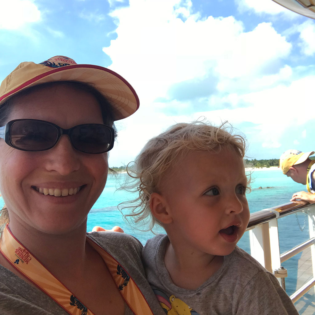 My daughter and I had a great time on the 2018 DVC Member Cruise.