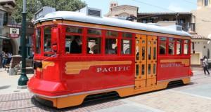 Red Car Trolley Under Refurbishment Until 2020