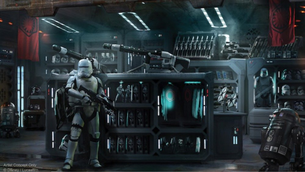 First Order Tag Archives | The DIS - wdwinfo com