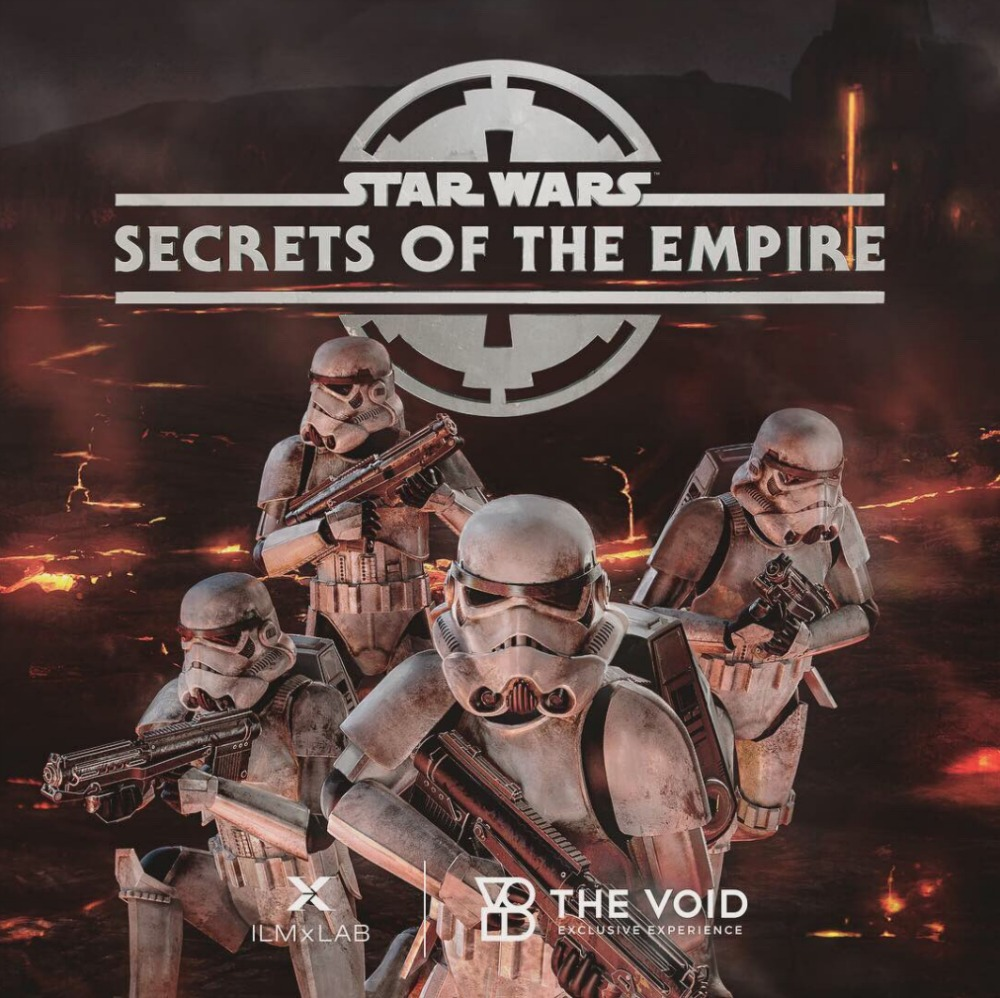 May The 4th Be With You Exclusives: Promotion Available For The VOID Star Wars Experience On