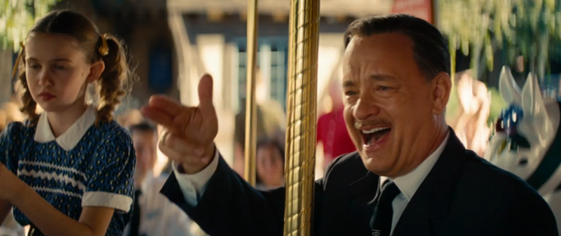 Saving Mr Banks - Tom Hanks - Disney