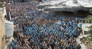 Disneyland President Josh D'Amaro Shares Picture of Star Wars: Galaxy�s Edge Cast