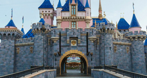 Disneyland Unveils Completely Renovated Sleeping Beauty Castle