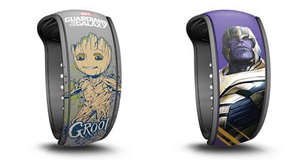 Solid-Colored Complimentary MagicBands Can be Upgraded as of Today
