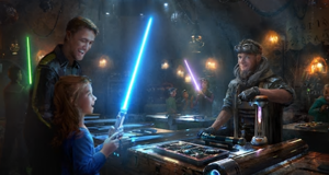 Handbuilt Lightsabers in Star Wars: Galaxy's Edge Will Cost $199.99