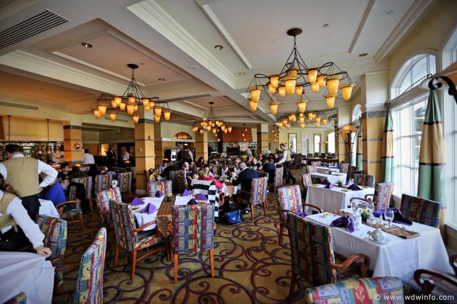 Grand-Floridian-Dining-Restaurants
