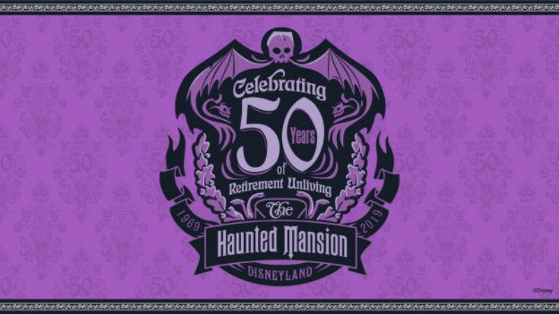 Disneyland To Host Two 50 Years Of Haunted Mansion Events