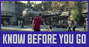 Guide to Visiting Star Wars: Galaxy's Edge at the Disneyland Resort