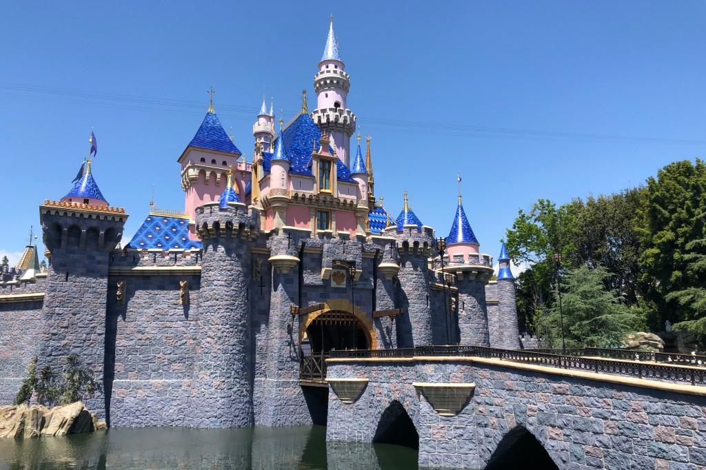 Disneyland Theme Park Anaheim
