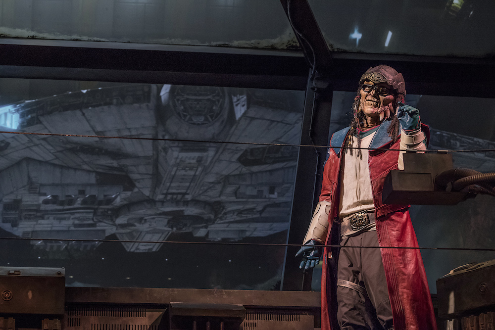 Star Wars: Galaxy's Edge – Millennium Falcon: Smugglers Run