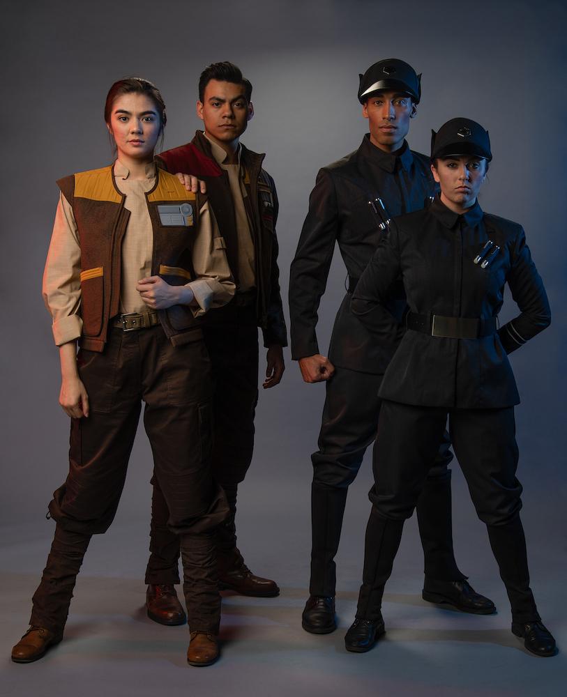 Star Wars: Galaxy's Edge – Cast Member Costumes