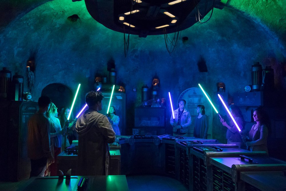 Star Wars Galaxy's Edge - Star Wars Land at Walt Disney World