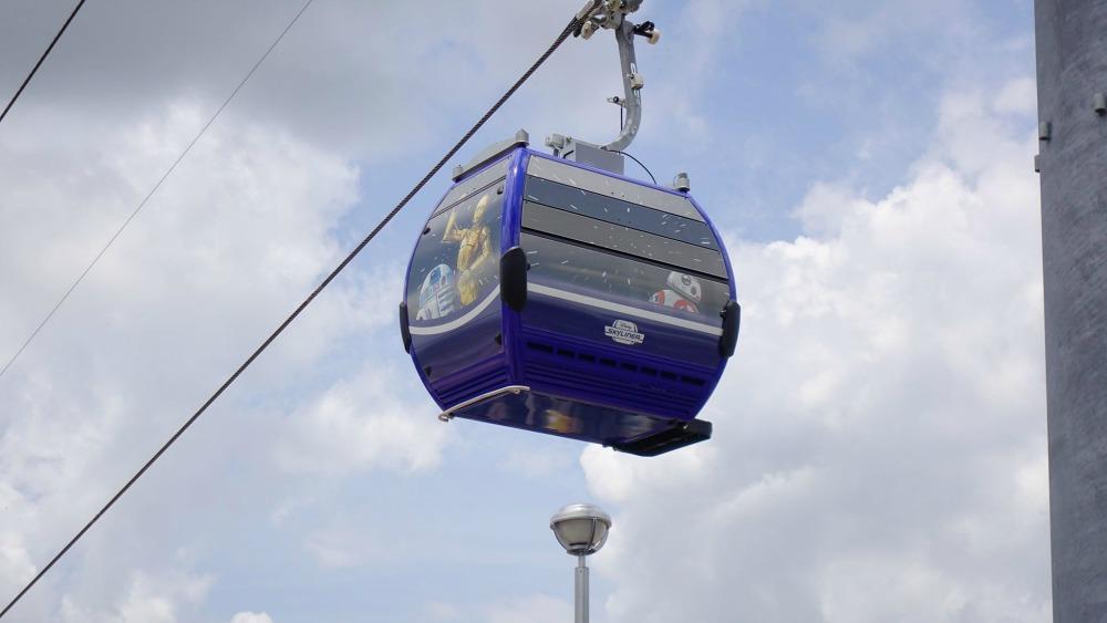 disney-skyliner-gondola-r2d2-c3po-bb8