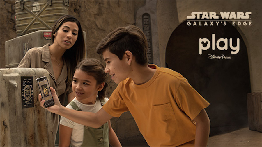 Updates For The Play Disney Parks App For STAR WARS: GALAXY'S EDGE