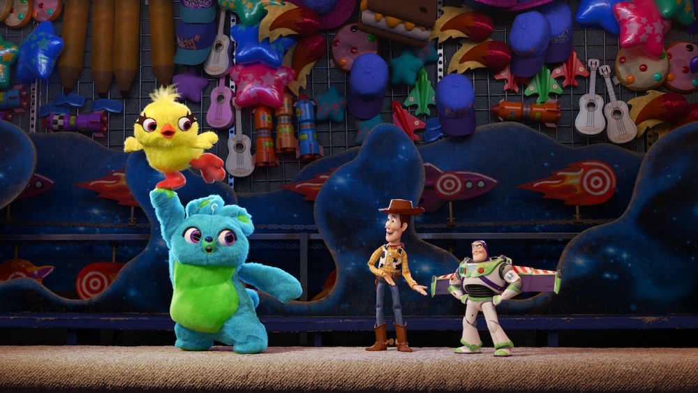 Sneak Peek Of Toy Story 4 Coming To Disney Theme Parks And Disney Cruise Line