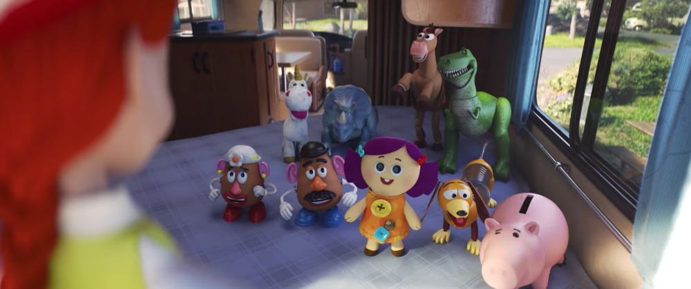 Final Trailer For Disney Pixar S Toy Story 4 Released