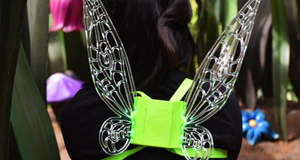 Disney Parks Introduces Wearable Tinker Bell 'Glow' Wings