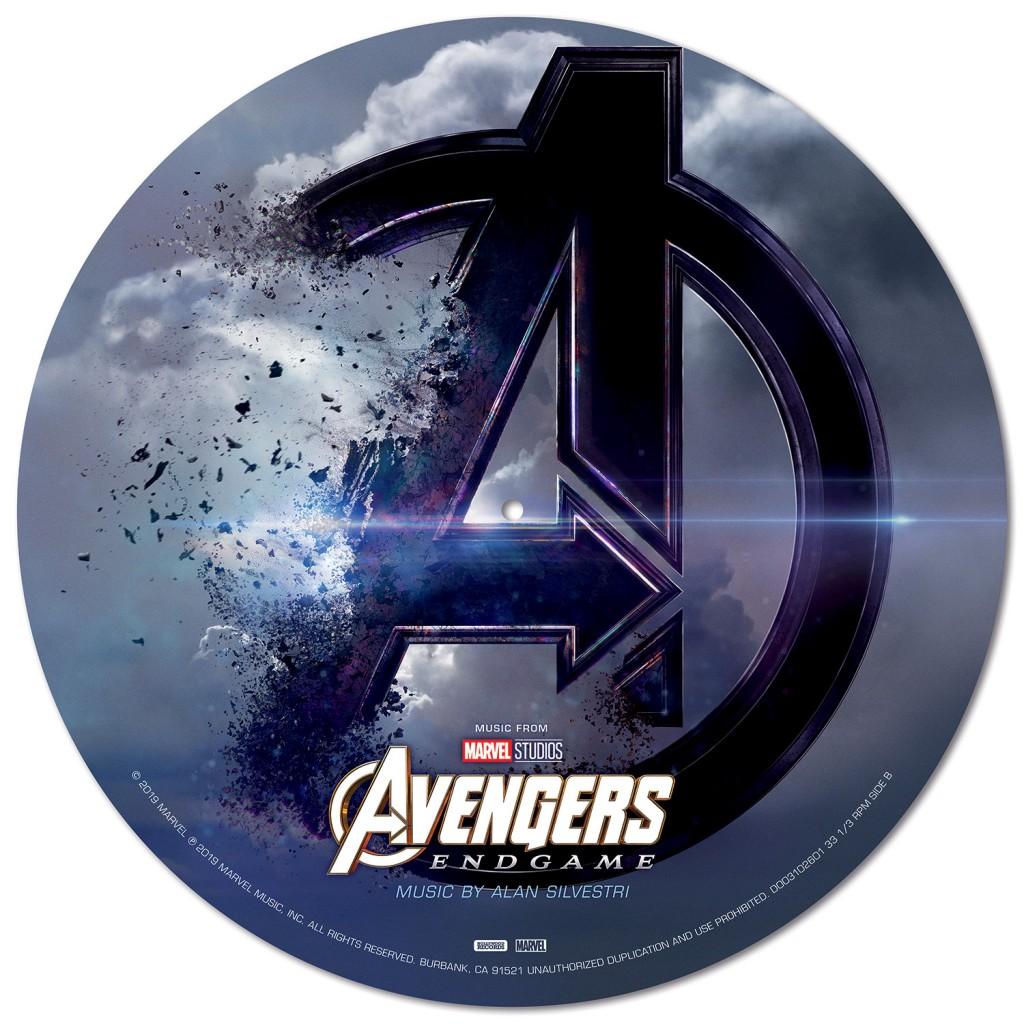 D23Expo2019-Music-AvengersEndgame_PicDisc_B_Side